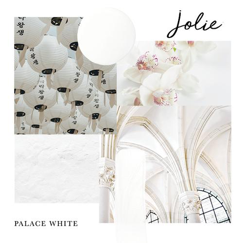 JOLIE PAINT Palace White Quart 946 ml