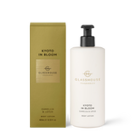 GLASSHOUSE FRAGRANCES Kyoto in Bloom Body Lotion 400ml