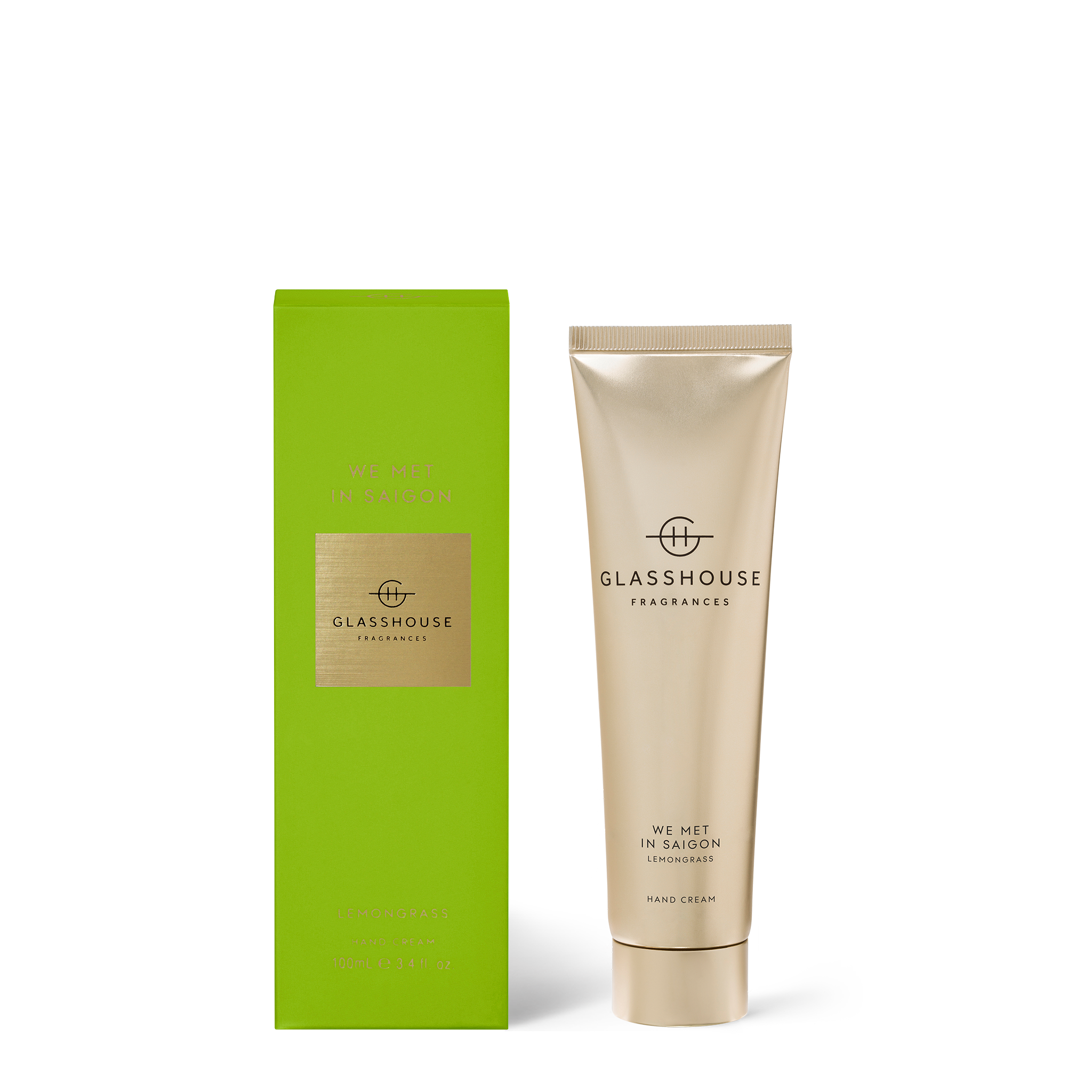 GLASSHOUSE FRAGRANCES We Met in Saigon Hand Cream 100ml