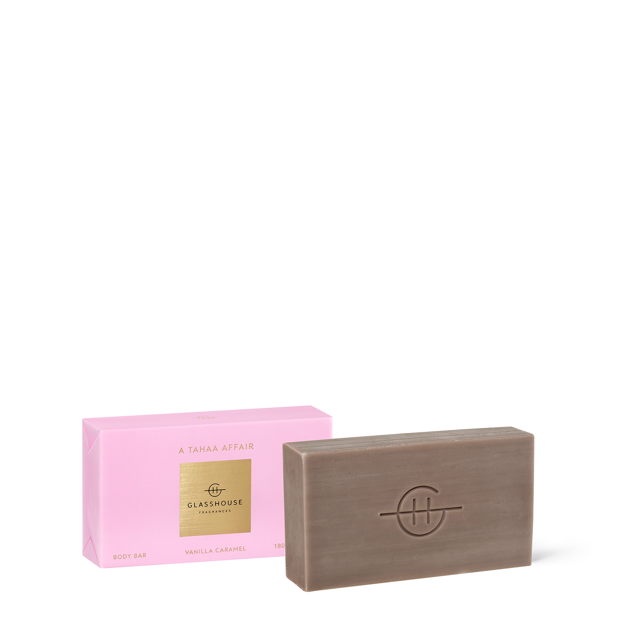 GLASSHOUSE FRAGRANCES A Tahaa Affair Body Bar 180g