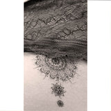 Tatoo ephemere mandala sexy faux tatouages tatouages temporaires tatoo tattoo-ephemere