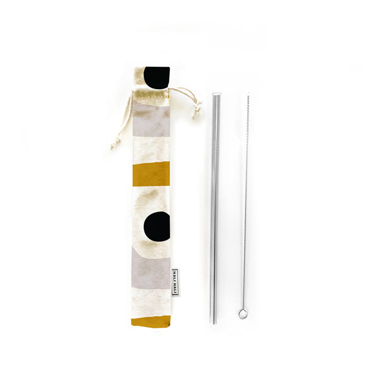 Reusable Straws 3 piece Set - Balance