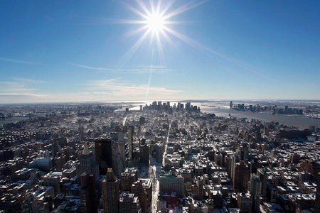 New York City Sunshine