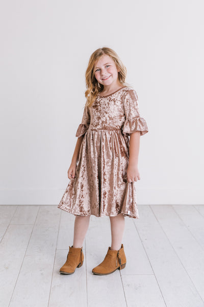 The Clara Twirl Dress