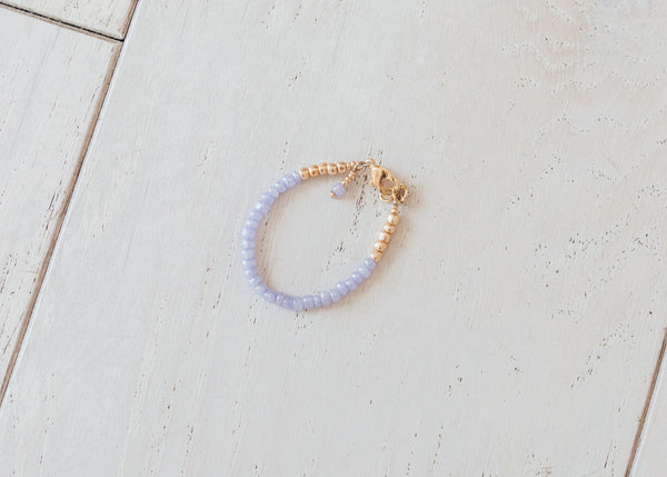 Perfect Purple Bracelet