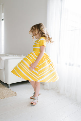 Sunshine Twirl Dress