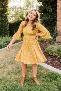 Honey Twirl Dress