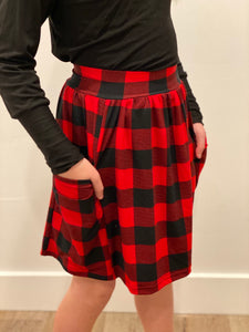 Stella Pocket Skirt