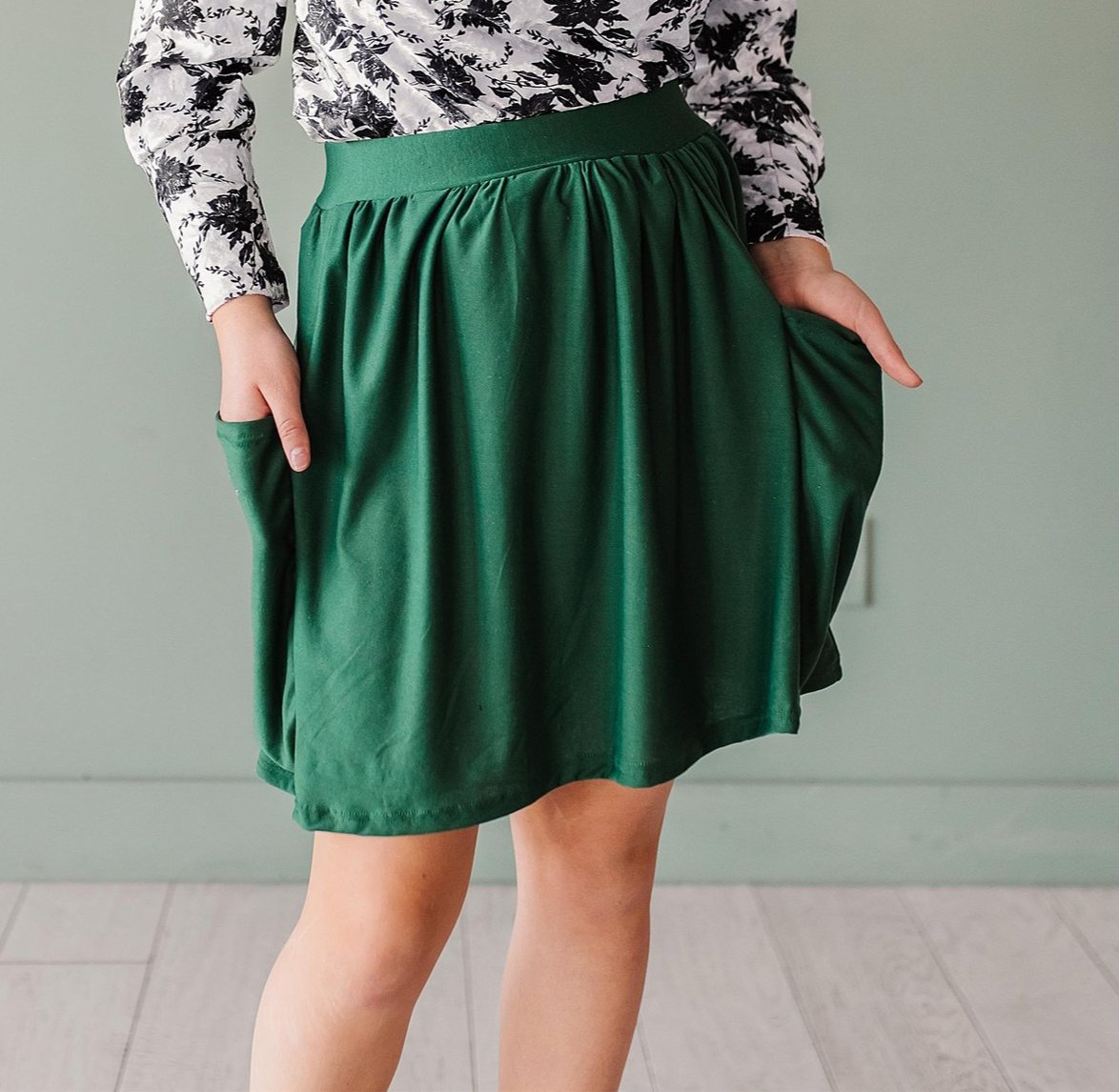 Pine Pocket Skirt