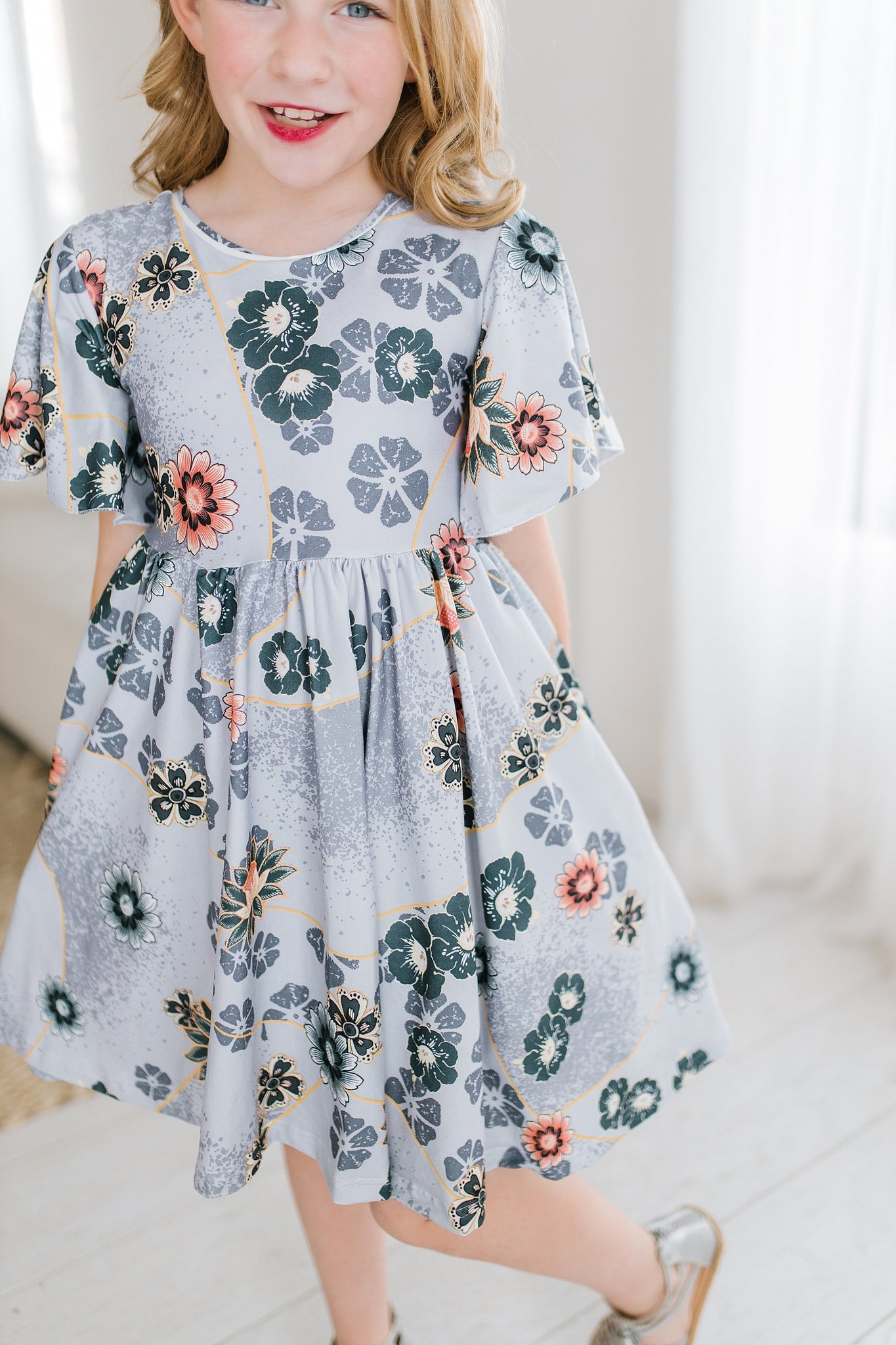 Daydreamer Twirl Dress