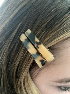 Leopard Mini Clip Set