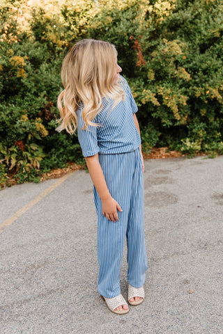 Sailor Girl Romper