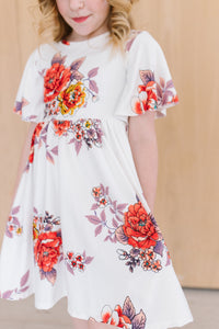 Abigail Flutter Dress