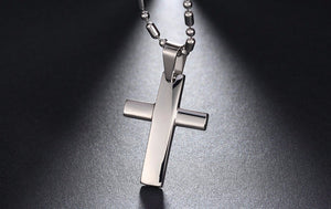 Men's 316L stainless steel necklace