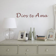 Spanish Christian  Wall sticker