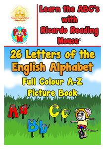 Learn the ABC's with Ricardo Reading Mouse