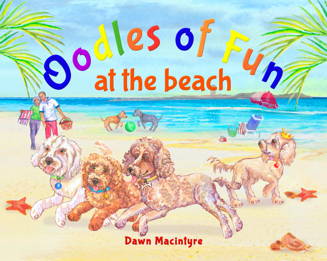 Oodles of Fun - at the beach
