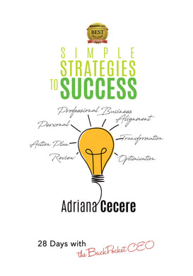 Simple Strategies to Success