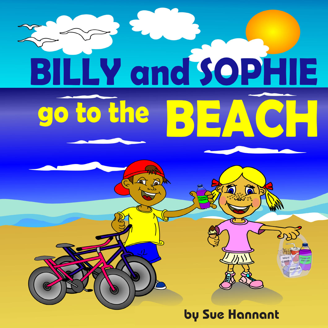 Billy and Sophie Go to the Beach