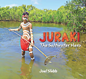 Jukari: The Saltwater Hero