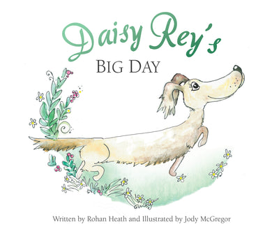 Daisy Rey's Big Day