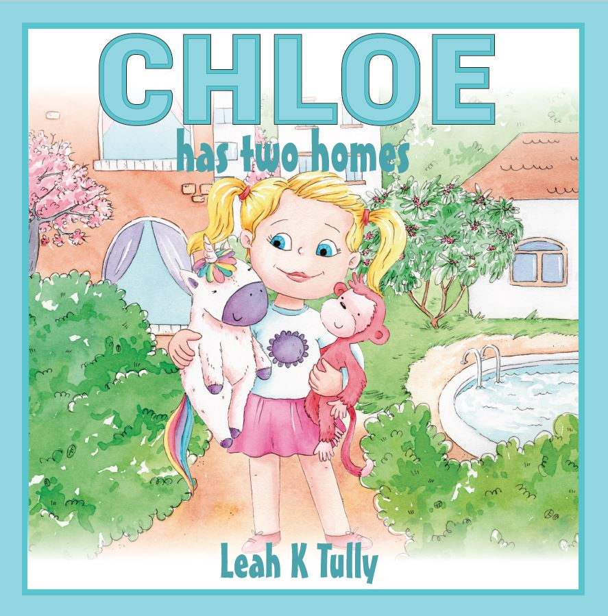 Chloe Has Two Homes