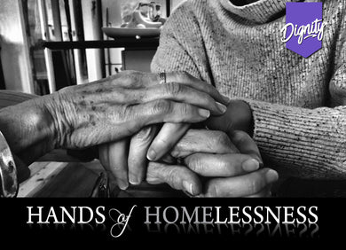 Hands of Homelessness