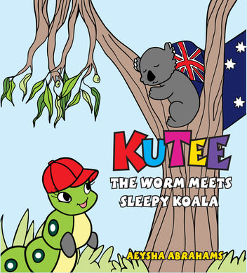 KuTee the Worm Meets Sleepy Koala