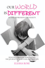 Our World is Different: Autism, Depression and Anxiety