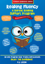 Reading Fluency: A Repeat Reading Support Program