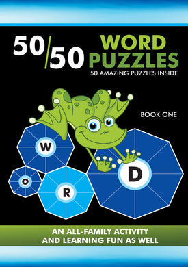 50/50 Word Puzzles