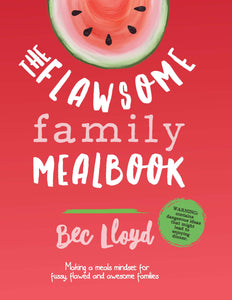 The Flawsome Family Mealbook