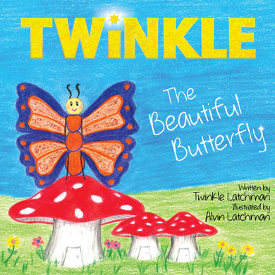 Twinkle The Beautiful Butterfly