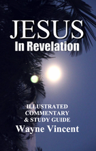 Jesus in Revelation