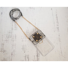 Clear Cell Phone Holder