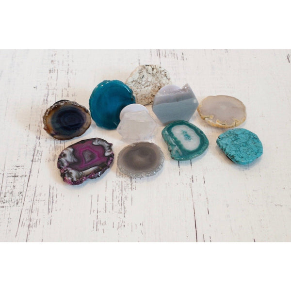 Agate/Turquoise Phone Grips