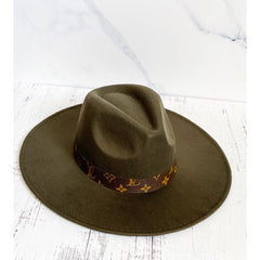 Imperfect Wide Brim Hats