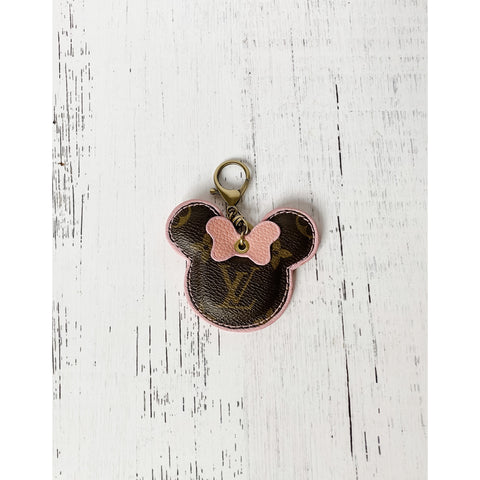 Repurposed LV Mini Charms