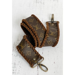LV Canvas Strap