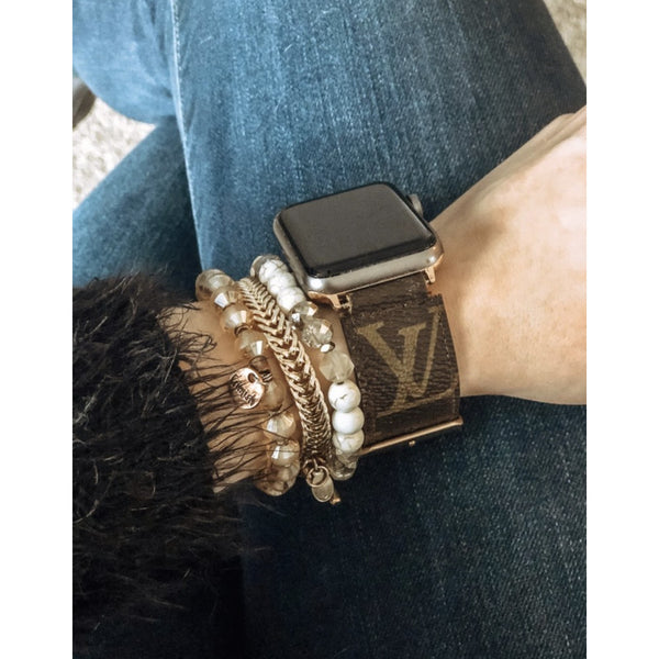 Repurposed iPhone Watch Band