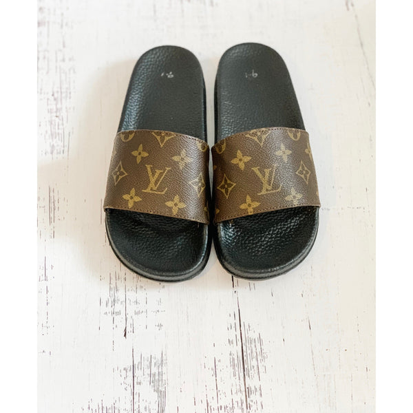 Repurposed LV Slides