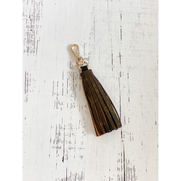 Repurposed Louis Vuitton Tassel