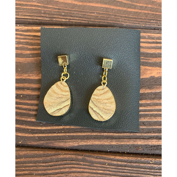 Jasper Earrings