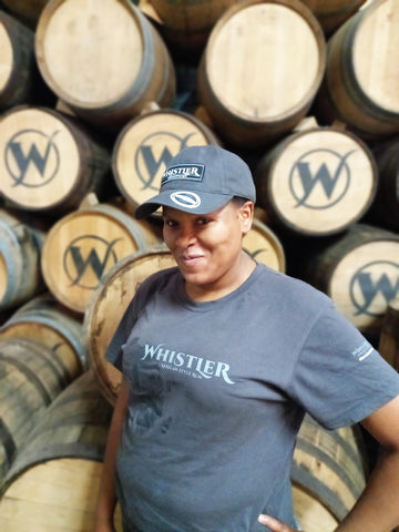 Whistler South African Rum | Miss Jeanette