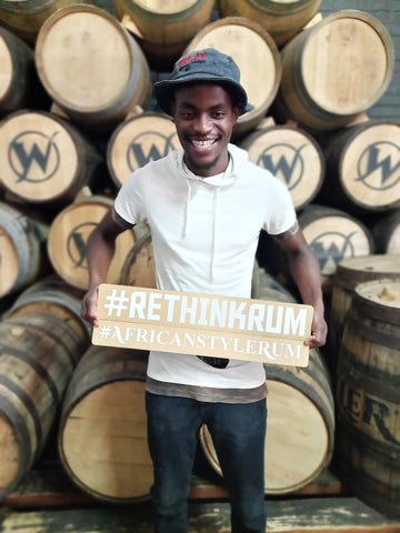 Mr Nico | Whistler South African Style Rum