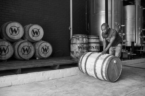 Whistler South African Style Rum Distillery Interior