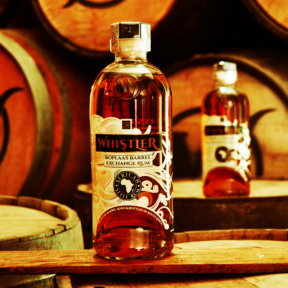 Whistler Boplaas Barrel Exchange Rum
