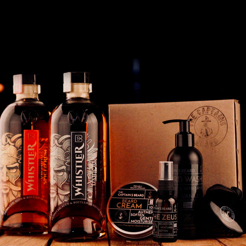 Whistler Captain's Beard Grooming Gift Set