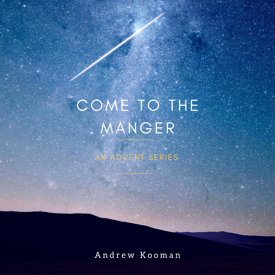 New Advent Series - Come to the Manger