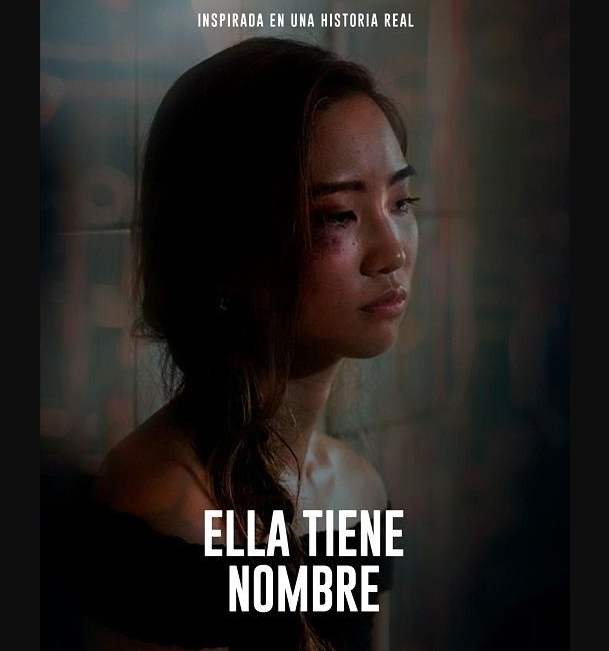 Elle Tiene Nombre - She Has A Name now streaming in Spanish